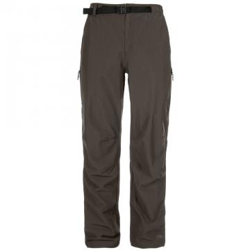 Likvidace skladu! Pánské nepromokavé sportovní kalhoty Trespass Federation / TP75 Dark Khaki XXL