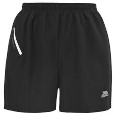 Dámské sportovní šortky Trespass Overdrive Black