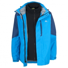 Likvidace skladu! Pánská outdoorová bunda 3 v 1 Cobalt XS
