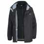 Likvidace skladu! Pánská outdoorová bunda 3 v 1 Trespass Maker / TP75 (2000mm / 3000mvp) Black