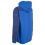 Likvidace skladu! Pánská nepromokavá bunda Trespass Paxten / TP75 (5000mm / 5000mvp) Electric Blue S