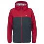 Likvidace skladu! Pánská nepromokavá bunda Trespass Waylon / TP75 (5000mm / 5000mvp) Red