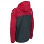 Likvidace skladu! Pánská nepromokavá bunda Trespass Waylon / TP75 (5000mm / 5000mvp) Red M