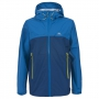 Likvidace skladu! Pánská nepromokavá bunda Trespass Waylon / TP75 (5000mm / 5000mvp) Electric Blue