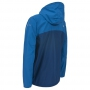 Likvidace skladu! Pánská nepromokavá bunda Trespass Waylon / TP75 (5000mm / 5000mvp) Electric Blue XL
