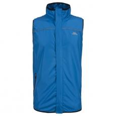 Likvidace skladu! Pánská vesta Trespass Torridon Electric Blue L, XXL