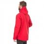 Likvidace skladu! Pánská nepromokavá bunda Trespass Corvo / TP75 (5000mm / 5000mvp) Red XS