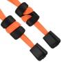 Obepínací guma Nite Ize BetterBand 48 cm – 2 kusy v balení, zářivě oranžová