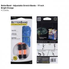 BetterBand 48 cm – 2 kusy v balení, zářivě oranžová