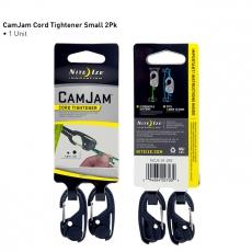Malá dvoustranná karabina CamJam – 2 kusy v balení