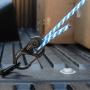 Dvoustranná hliníková karabina Nite Ize CamJam XT (227kg)