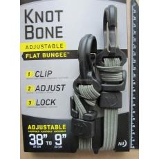 Plochý elastický provaz KnotBone