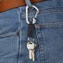 Kroužek na klíče Nite Ize SlideLock