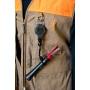 Velký samonavíjecí držák na nářadí (285 g) T-REIGN - Carabiner