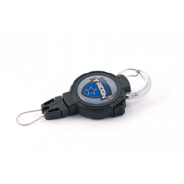 Střední samonavíjecí držák na nářadí  (170g) - Carabiner