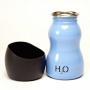 Láhev na vodu pro psa H2O K9 0.3L - Modrý