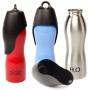 Láhev na vodu pro psa H2O K9 0.7L - modrý