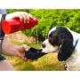 Láhev na vodu pro psa H2O K9 0.7L - červeny