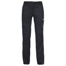 Dámské kalhoty Trespass Mesita softshell / TP100 (10000mm / 5000mvp) Black