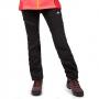 Likvidace skladu! Dámské kalhoty Trespass Mesita softshell / TP100 (10000mm / 5000mvp) Black XL
