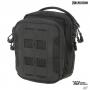 Pouzdro Maxpedition Accordion Utility Pouch / 19x16 cm Black
