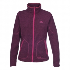 Dámská fleecová bunda Cardigan Full Zip / AT300 (380gsm) Plum