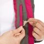 Likvidace skladu! Dámská Nepromokavá Bunda Trespass Malissa / TP75 (5000mm / 5000mvp) Khaki M