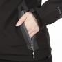 Likvidace skladu! Dámská nepromokavá softshellová bunda Trespass Bela / TP75 (8000mm / 3000mvp) Black XL