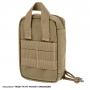 Organizér Maxpedition Fatty (0261) / 18x13 cm Wolf Gray