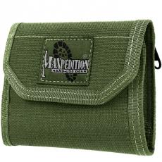Peněženka Maxpedition CMC Wallet (0253) / 13x9 cm OD Green