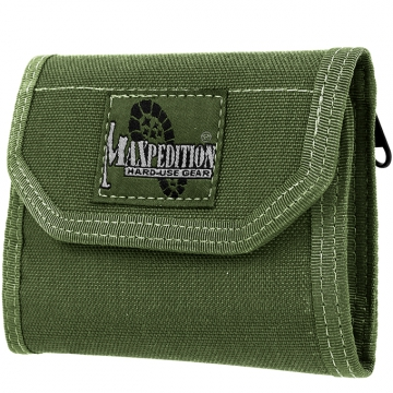 Peněženka Maxpedition CMC Wallet (0253) / 13x9 cm Foliage Green