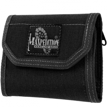 Peněženka Maxpedition CMC Wallet (0253) / 13x9 cm Black