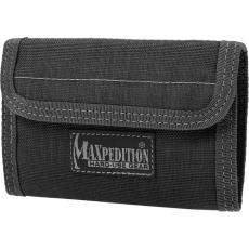 Peněženka Maxpedition Spartan / 11x7 cm Black