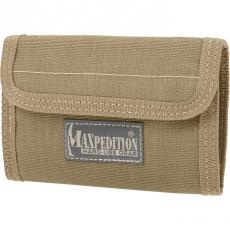 Peněženka Maxpedition Spartan / 11x7 cm Khaki