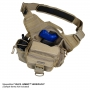 Brašna přes rameno Maxpedition Jumbo (0412) / 21x20x10 cm Black