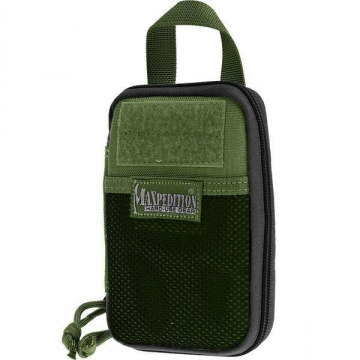 Kapesní organizér Maxpedition Mini Pocket Organizer (0259) / 10x15 cm OD Green