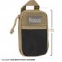 Organizér Maxpedition Micro Pocket Organizer (0262) / 14x9 cm Black