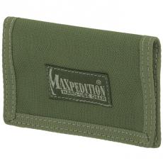 Peněženka Maxpedition Micro Wallet / 11x7 cm OD Green