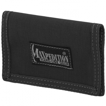 Peněženka Maxpedition Micro Wallet (0218) / 11x7 cm Black