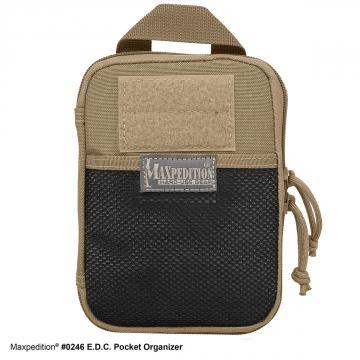 Organizér Maxpedition EDC Pocket Organizer (0246) / 18x13 cm Khaki