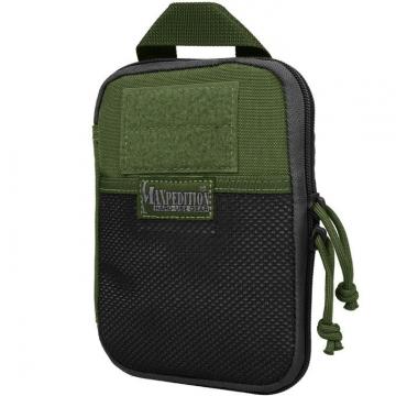 Organizér Maxpedition EDC Pocket Organizer (0246) / 18x13 cm OD Green
