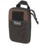 Organizér Maxpedition EDC Pocket Organizer (0246) / 18x13 cm Dark Brown