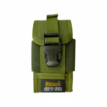 Pouzdro Maxpedition na PDA s klipem (0112) / 12.7x7 cm OD Green