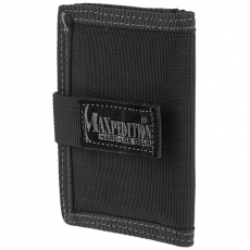 Peněženka Maxpedition Urban Wallet / 11x7 cm Black