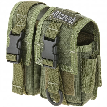 Pouzdro Maxpedition TC-7 (PT1031) / 13x13 cm OD Green