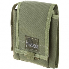Pouzdro Maxpedition TC-10 (PT1036) / 14x16 cm OD Green