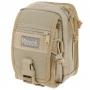 Kapsa Maxpedition M-5 Waistpack / 18x15 cm Khaki