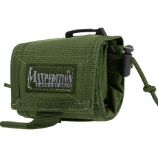Skládací pouzdro Maxpedition Rollypolly / 20x15 cm OD Green