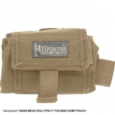 Skládací pouzdro Maxpedition Mega Rollypolly / 20x28 cm Khaki