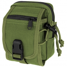 MOLLE kapsa Maxpedition M-1 (0307) / 15x10 cm OD Green